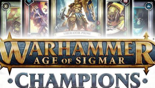 Warhammer Age of Sigmar: Champions llegará a Nintendo Switch y Steam