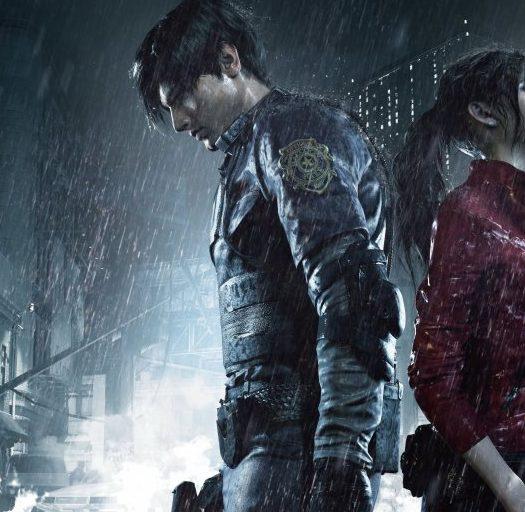 Resident Evil 2-Evil
