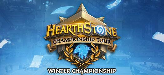 Este próximo jueves dará comienzo el HCT Winter Championship