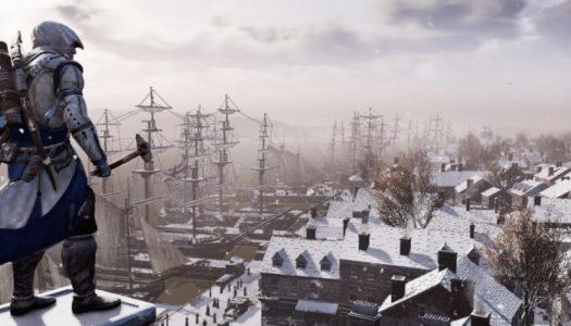 Assassin's Creed III Remastered llegará a finales de marzo