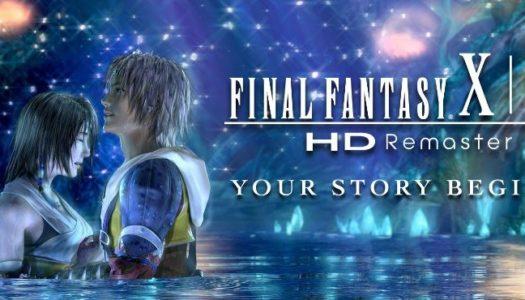Final Fantasy X / X-2 HD Remaster muestra un nuevo tráiler ilustrativo