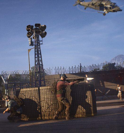 Operación especial 4 Wildlands