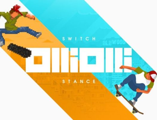 OlliOlli Switch Stance
