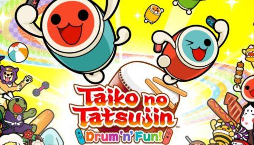 Taiko no Tatsujin: Drum 'n' Fun! recibe hoy temas de Pokémon