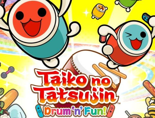 Taiko No Tatsujin Drum n Fun