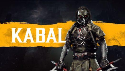 Kabal no faltará a su cita en Mortal Kombat 11