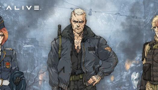 Se muestran más detalles y diseños de los personajes de Left Alive