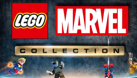 Warner Bros. anuncia LEGO Marvel Collection