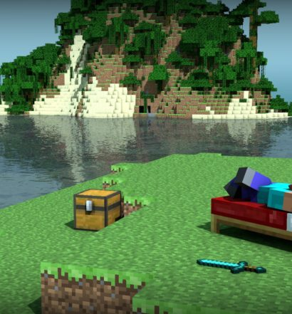 Minecraft-shaders