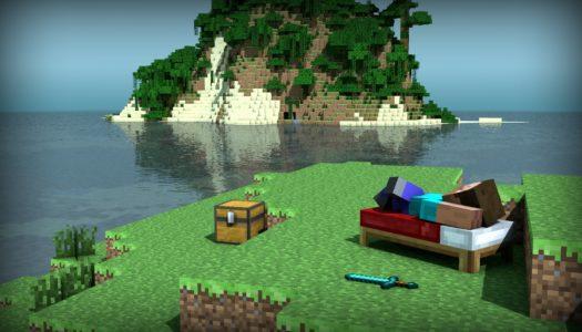 Minecraft, dulce hogar