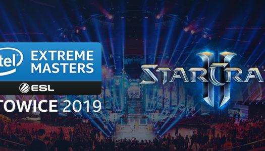 Arranca el Intel Extreme Masters Katowice 2019 de Starcraft II
