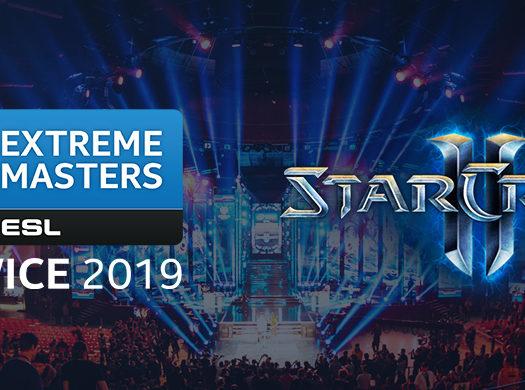 Starcraft 2 IEM Katowice