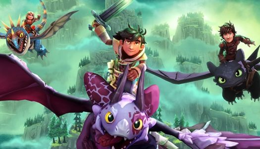 Dragons: Dawn of New Riders llega a PlayStation 4, Xbox One y Switch