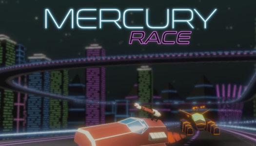 Mercury Race llega a Nintendo Switch el 7 de febrero