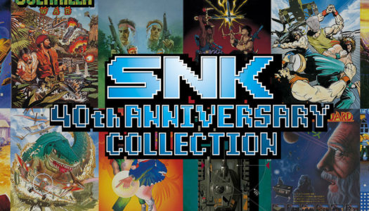 SNK 40th Anniversary collection ya disponible para PlayStation 4