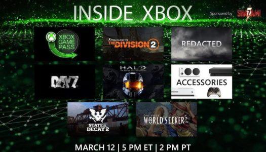 Las novedades del Xbox Inside de marzo