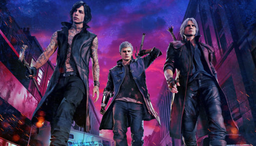 Devil May Cry 5 y la censura por parte de Sony