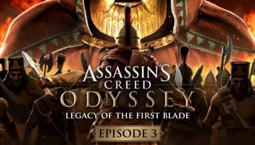 """Ya disponible """"Estirpe"""", el tercer DLC de Assassin's Creed Odyssey"""