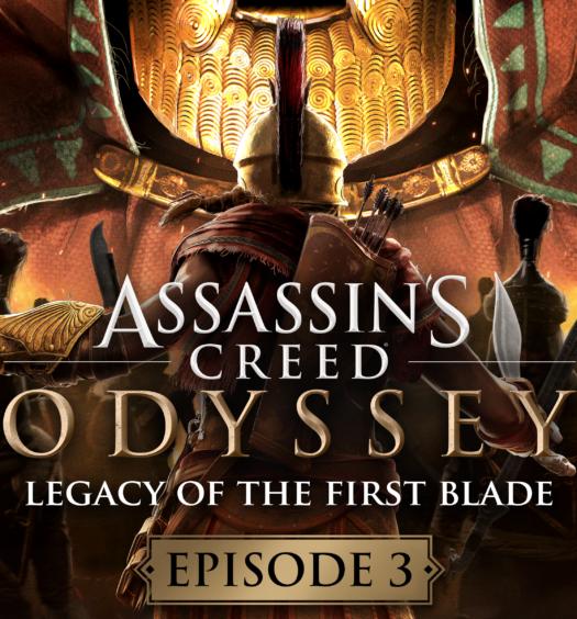 Assassin's Creed Odyssey El Legado de la Primera Hoja Oculta