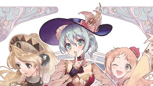Nelke & the Legendary Alchemists