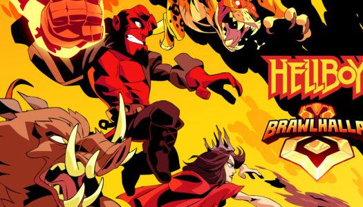 Brawlhalla recibe un crossover con personajes icónicos de Hellboy