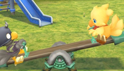 Chocobo's Mystery Dungeon EVERY BUDDY! llega a PS4 y Switch