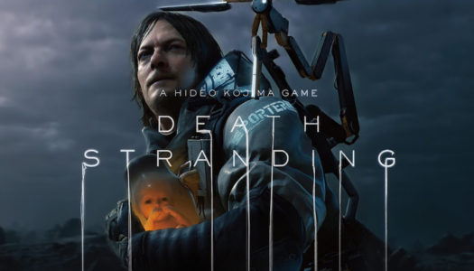 Death Stranding hace oficial las canciones de su álbum Timefall