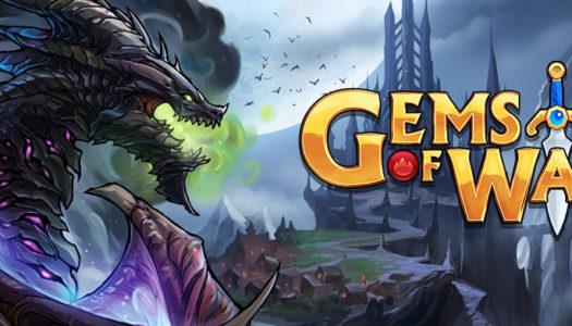 Gems of War ya está disponible de forma gratuita en Switch