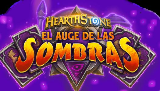El Auge de las Sombras disponible para Hearthstone el 9 de abril