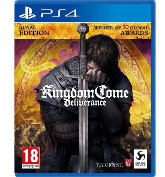 Kingdom Come Deliberance Royal Edition