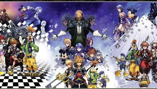 Kingdom Hearts –The Story So Far llegará a Occidente