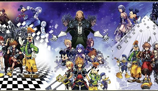 Kingdom Hearts Story So Far