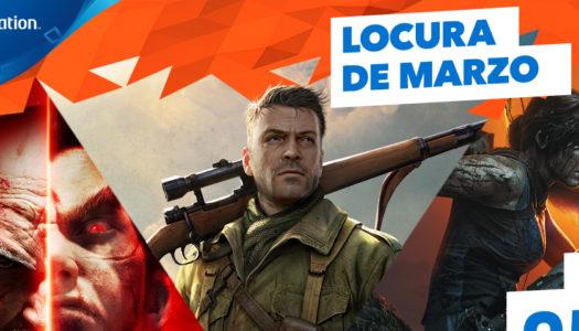 """Empieza la """"Locura de marzo"""" en PlayStation Store"""