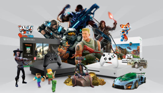 Xbox suma más promociones al #MesdelJugón