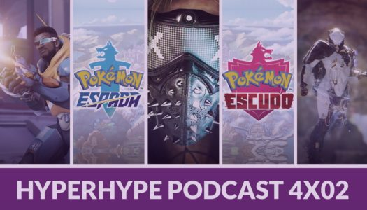 HyperHype Podcast 4×02 –  Pokémon, Watch Dogs, Assassin's Creed