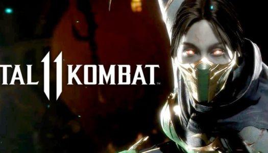 La beta cerrada de Mortal Kombat 11 empieza el próximo 27 de marzo