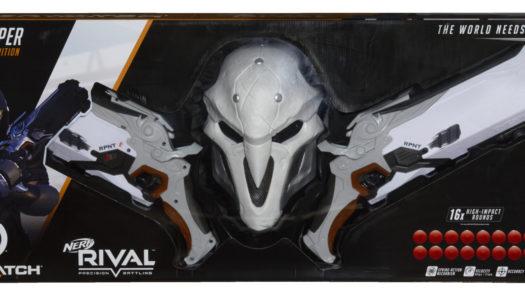 Hasbro presenta nuevos juguetes basados en Overwatch