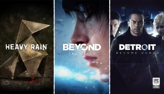 Epic recluta a Quantic Dream y a Ubisoft para su Games Store