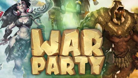 Warparty ya está disponible en las tiendas y lo celebra con nuevo tráiler
