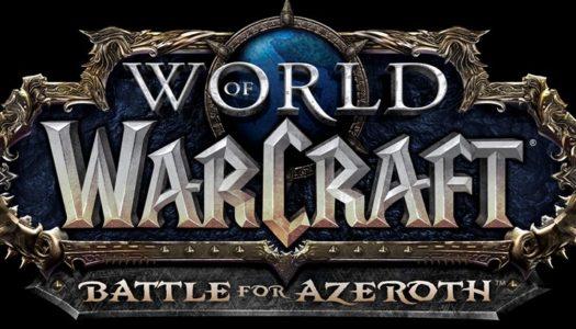 Disponible el nuevo contenido de World of Warcraft: Battle for Azeroth