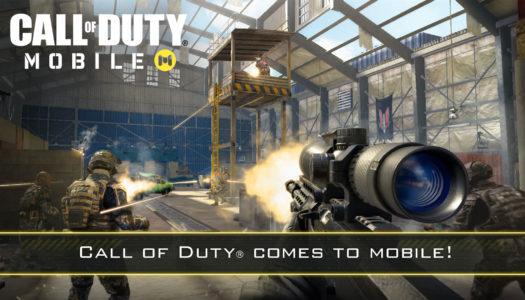 Call of Duty: Mobile es la gran apuesta de Activision por el juego móvil