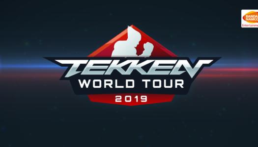 Bandai Namco y Twitch ofrecen más detalles del Tekken World Tour 2019