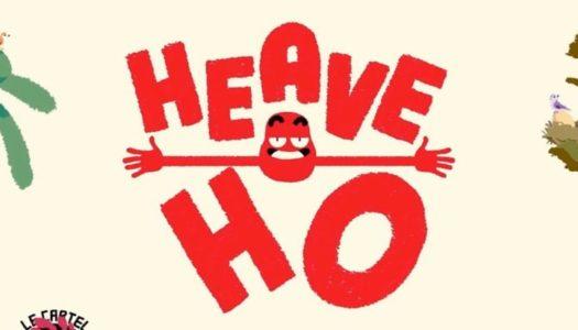 HEAVE HO ya está disponbile en Nintendo Switch y PC