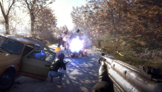 Generation Zero ya disponible para PC, PlayStation 4 y Xbox One