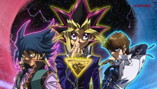 Konami registra el nuevo título Yu-Gi-Oh! en occidente