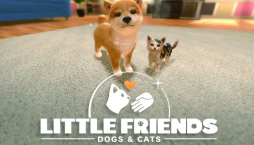 Little Friends: Dogs & Cats ya tiene fecha de salida para Nintendo Switch