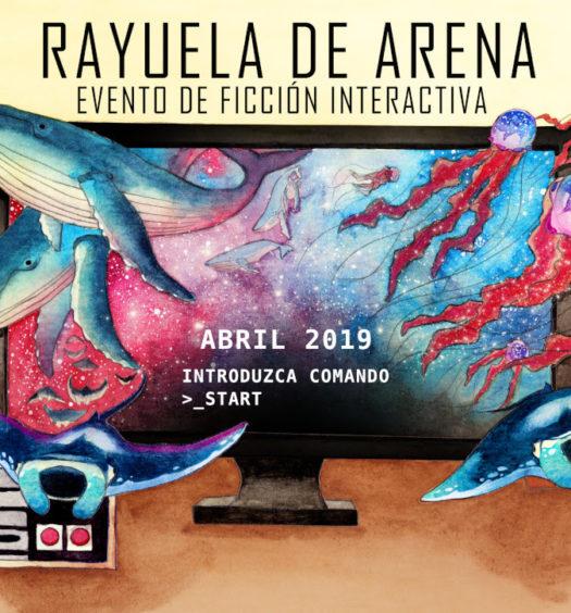 Rayuela de Arena