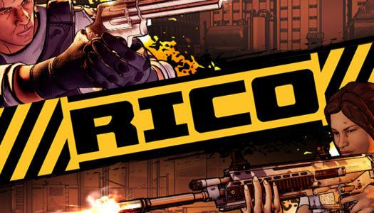 RICO llegará en formato físico a PS4 y Nintendo Switch