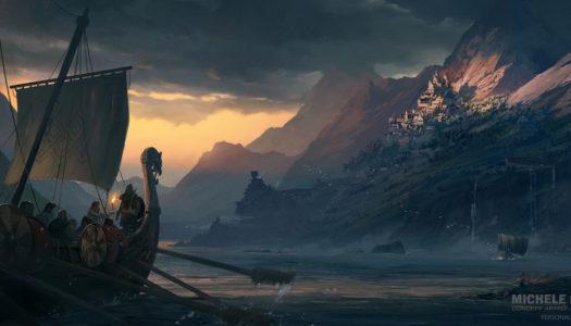 Ambientación vikinga para el próximo Assassin's Creed