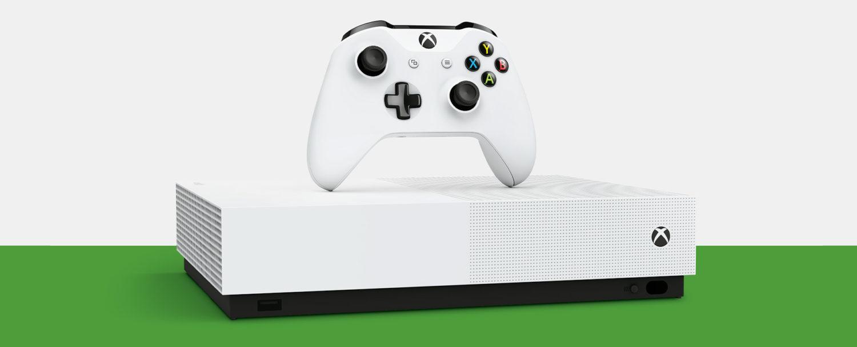 Xbox Inside-Xbox One S All Digital